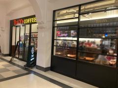 タリーズコーヒー 大阪城天守閣前店