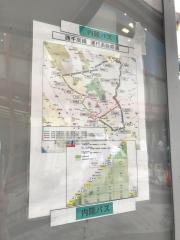 「千葉銀行中央支店」バス停留所