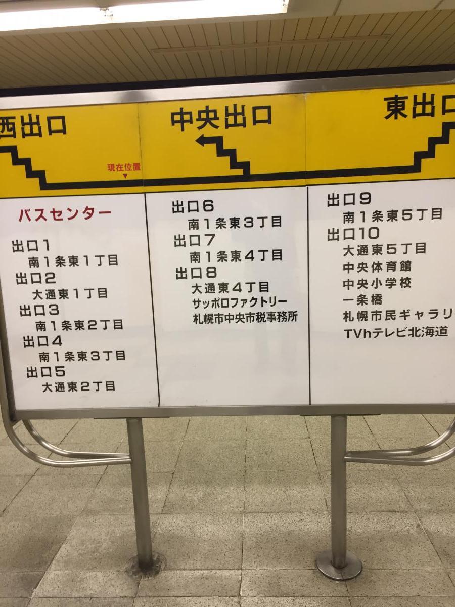 中央 札幌 市 区 予報 天気