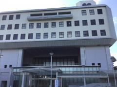 徳島県郷土文化会館(あわぎんホール)