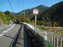 「込の上」バス停留所
