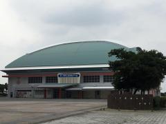 沖縄市コザ総合運動公園陸上競技場