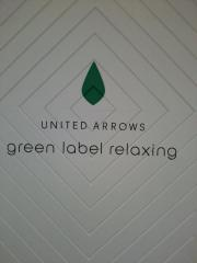 UNITED ARROWS green label relaxing 西宮ガーデンズ店