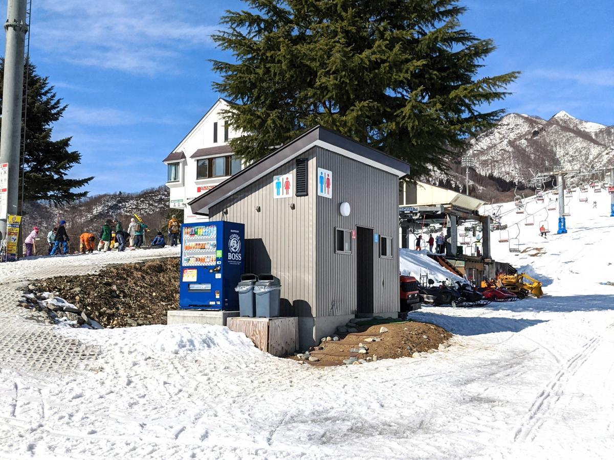 五 日 町 スキー 場
