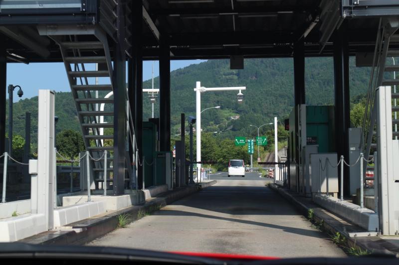 徳島県三好市/「井川池田IC」