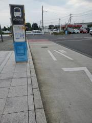 「さいたま市民医療センター」バス停留所