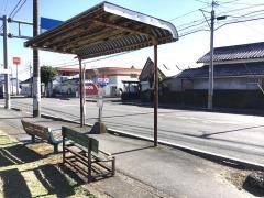 「十日町」バス停留所