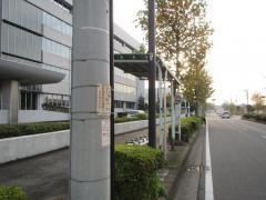 「宝町通」バス停留所