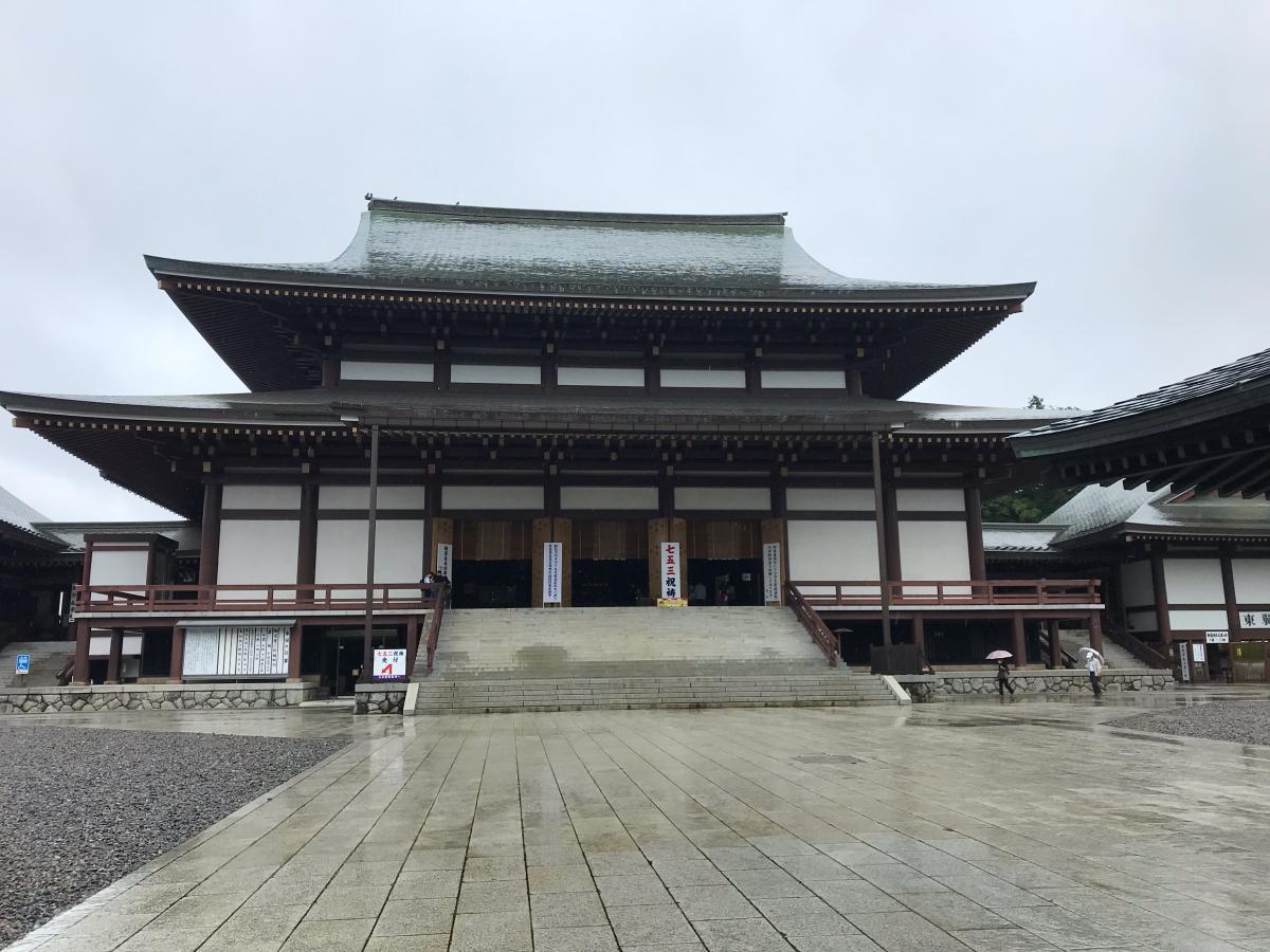 成田山新勝寺の写真です。