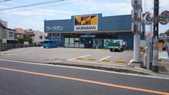 ワークマン 明石江井ヶ島店