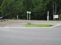 「名郷」バス停留所