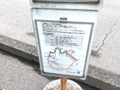 「東部塗料」バス停留所