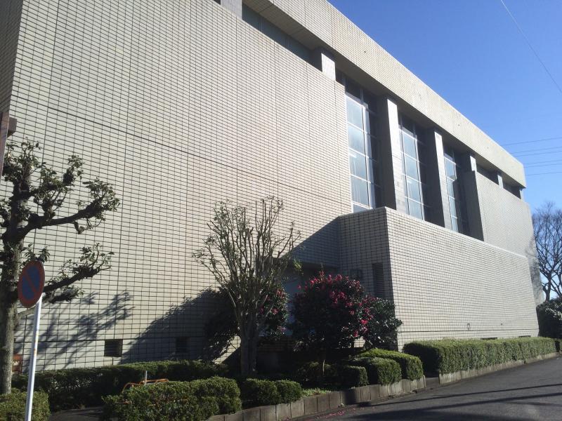 静岡市長田体育館