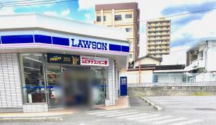 ローソン 別府餅ヶ浜店