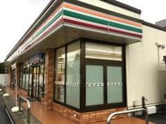 セブンイレブン 富山赤田店