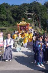八幡神社御神幸祭