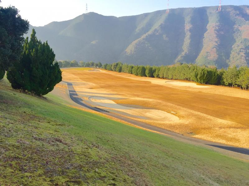 レオグラードゴルフクラブです