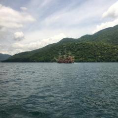 箱根 海賊船
