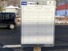 「稲荷田(福島市)」バス停留所