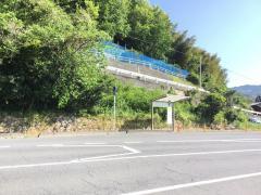 「周防八幡」バス停留所