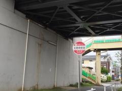 「北岡崎駅前」バス停留所