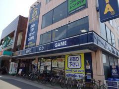 TSUTAYA楠木店