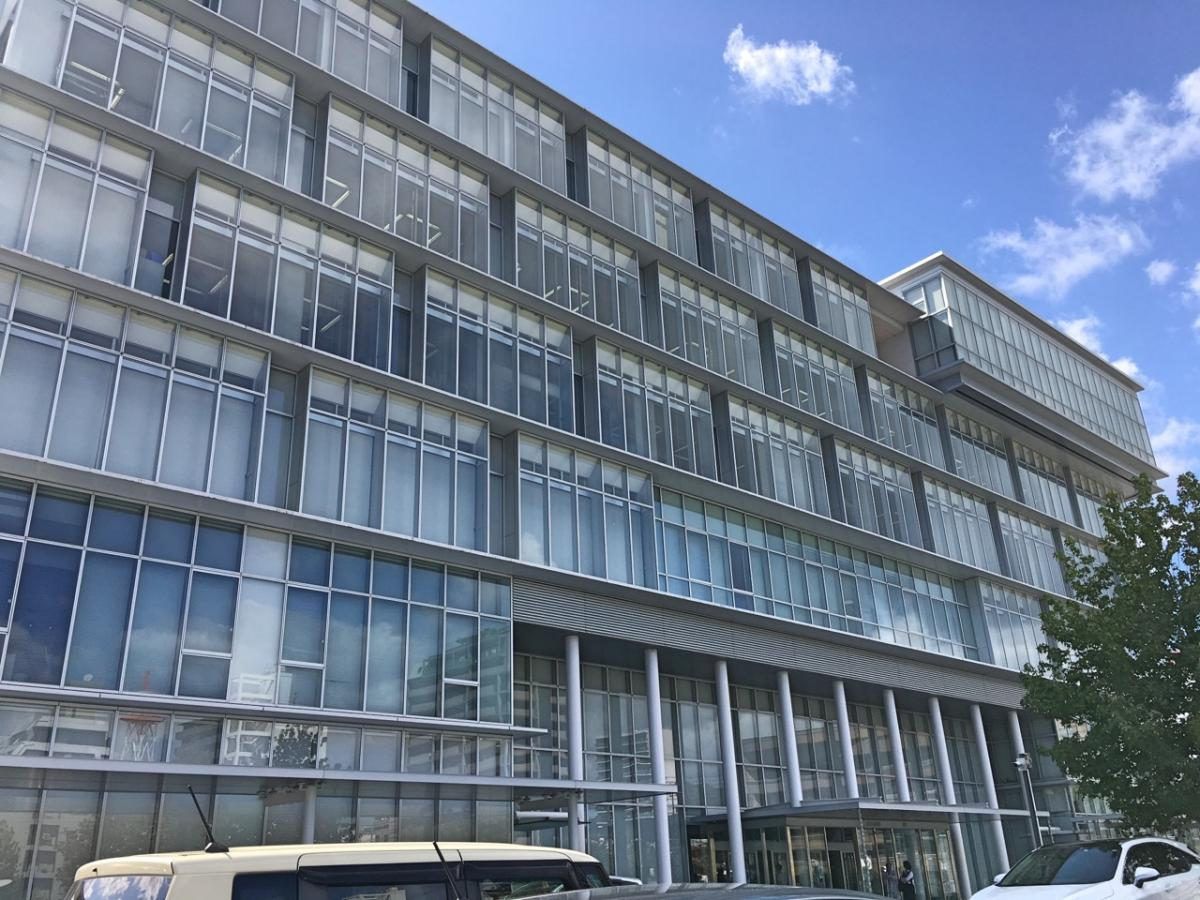 岩国市役所