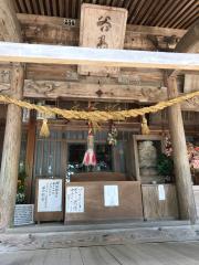 田峰観音(谷高山高勝寺)