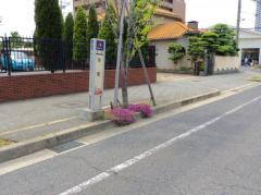 「旭町(泉大津)」バス停留所