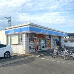 ローソン 高松中央インター店