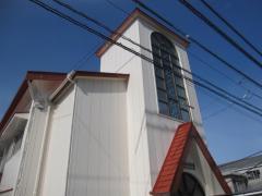 徳島神召キリスト教会