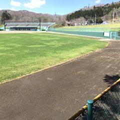 白老桜ヶ丘公園町営野球場