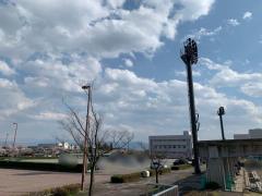 富山県空港スポーツ緑地陸上競技場
