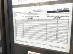 「別府南」バス停留所