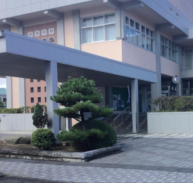 大洗町役場