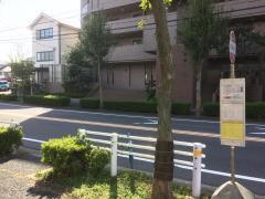 「税務大学」バス停留所