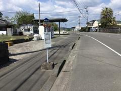 「上宇都鼻」バス停留所