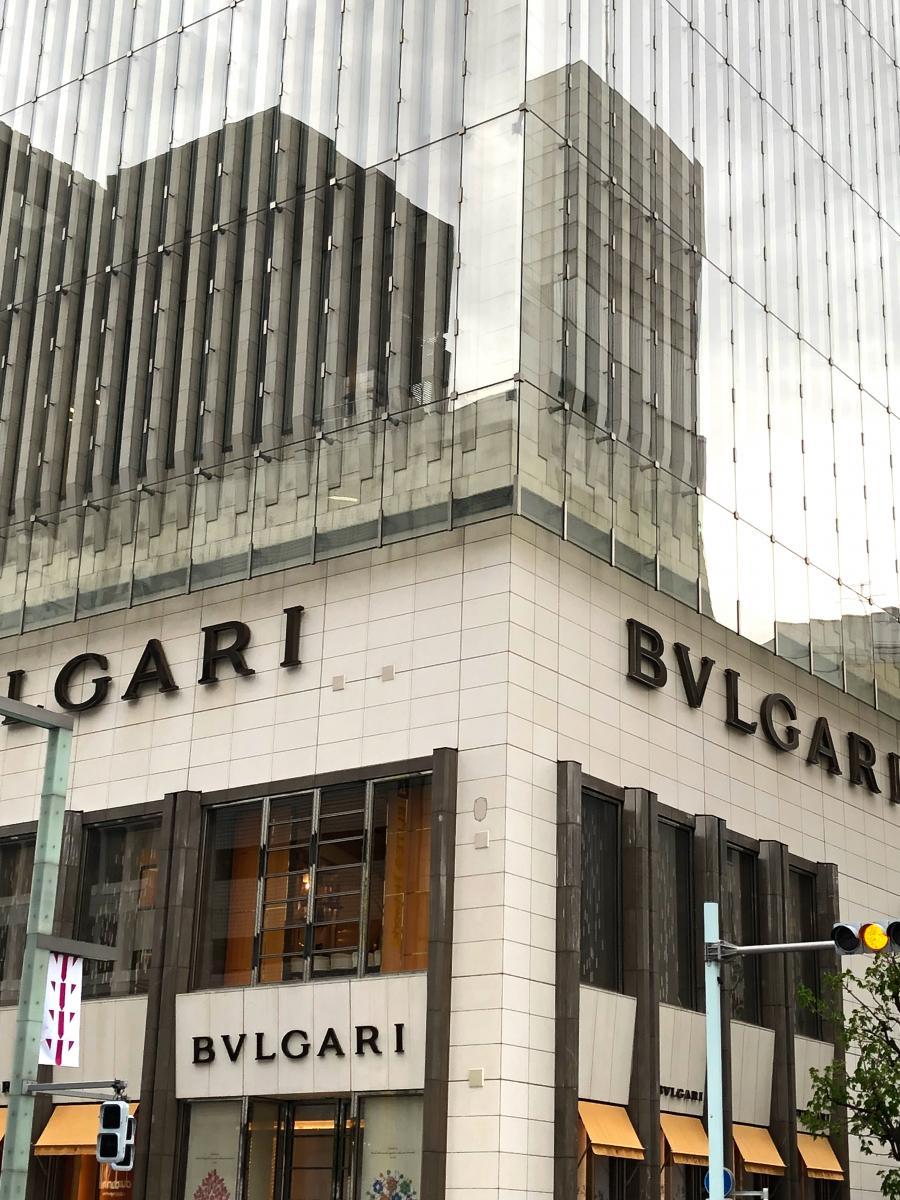official photos 40141 cf7e8 BVLGARI 三越銀座店(東京都中央区銀座)【ホームメイト ...