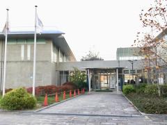 堺市原池公園体育館