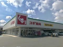 スギ薬局 蟹江店