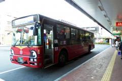 「別府駅」バス停留所