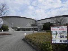 笠松運動公園 アイススケート場
