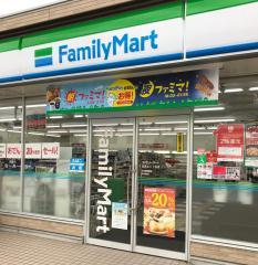 ファミリーマート 加美北三丁目店