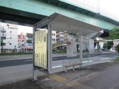 「大井町」バス停留所