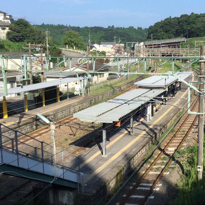 伊集院 駅 から 鹿児島 中央 駅 まで