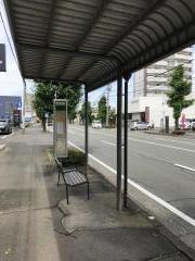 「秋津薬局前」バス停留所