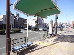 「地下鉄小路」バス停留所