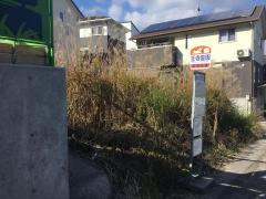 「王寺霊園前」バス停留所