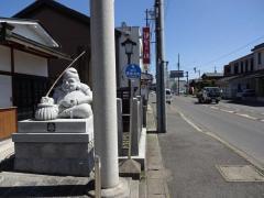 「恵美須町」バス停留所