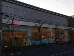 トヨタモビリティ東京 町田中町店